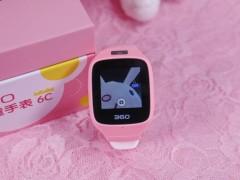 360儿童手表6C拍照版体验:专属孩子的腕上照相机