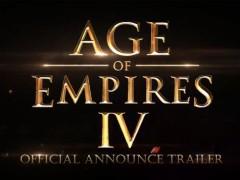 重磅:微软公布《帝国时代4》 将由win10平台独占!