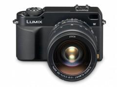 第一台微单竟然是它推出的 松下数码相机发展回顾