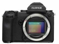 仅有920g的中画幅无反相机 富士GFX 50S售价46000元