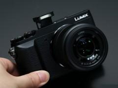 高性能微单松下GX85不足4000元 送相机包和SD卡