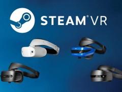 Steam公布8月VR平台份额:Oculus Rift份额紧追HTC Vive
