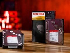 史上最大容量!东芝宣布推出14TB充氦硬盘