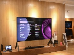 杜比全景声音效  索尼旗舰新品HT-ST5000回音壁试听