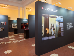 徕卡作为官方影像合作伙伴,携手影像上海艺术博览会