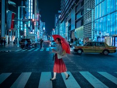 高感画质表现惊艳 佳能6D Mark II夜拍霓虹下的东京