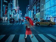 高感画质方式惊艳 佳能6D Mark II夜拍霓虹下的东京
