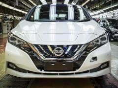 400公里惊人续航!日本平民电动神车新一代聆风下线