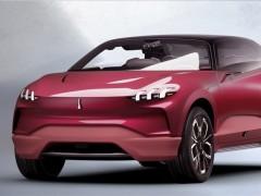 国产豪华电动SUV概念车亮相:无人驾驶只是标配