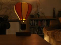 照亮不一样的世界 首款悬浮台灯登场