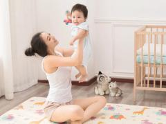 小米发布爬行垫!材料环保安全,保护宝宝骨骼发育