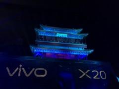 vivo X20正式发布:全面屏+面部解锁 网友看了都想买