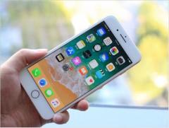中国第一台iPhone8用户晒照!却激起网友的爱国情怀