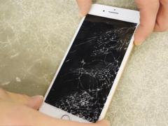 苹果iPhone8一摔就烂 怪不得首发没人买