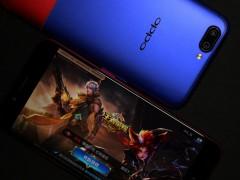 最适合玩王者荣耀的手机 OPPO R11竟然比R9s强这么多