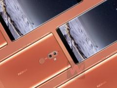 诺基亚9曝光:iPhone X没用上的配色被诺基亚用上了