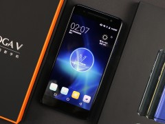 用投影看世界 青橙VOGA V激光投影手机图赏