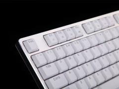 办公室的优雅精灵 雷柏MT500轻薄机械键盘评测