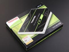 采用64层3D TLC 东芝TR200 SSD新品评测