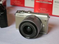 佳能EOS M100上手体验 高性能的入门无反相机