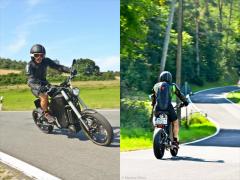 时速120km!德国最快量产电动摩托:续航最长200公里