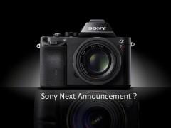 是A7III还是A9s?索尼将在25号举行相机新品发布会