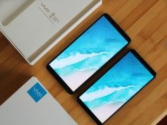 更大更好用的全面屏手机 vivo X20 Plus直观轻体验