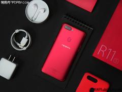 OPPO R11s正式发布 18:9全面屏+面部识别 售价2999元