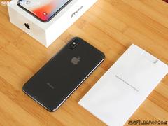 iPhone X深空灰版本开箱 纯黑色的质感提升太明显了