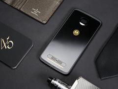 外观高雅的领袖旗舰手机 moto z 2018火热销售中