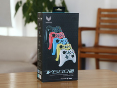 操作精准 反馈良好!雷柏V600S无线游戏手柄评测