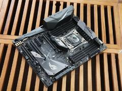 配件信仰升级!ROG STRIX X299-XE主板欣赏
