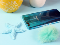有颜值有内涵  努比亚Z17miniS爱琴海蓝现货发售