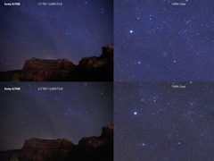 摄影师测试索尼A7RIII 表示长曝不再有吃星问题