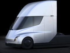 特斯拉正式推出了首辆半挂电动卡:续航达800公里