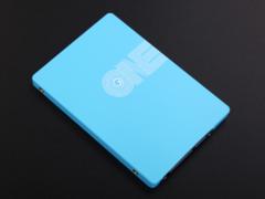 个性化十足 影驰ONE 120GB SSD评测