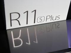 OPPO R11s Plus黑色开箱图赏:黑色仍旧那么有质感