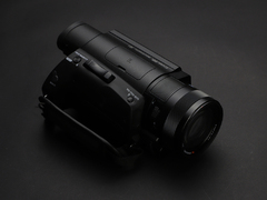 可拍4K HDR视频的手持DV 索尼FDR-AX700摄像机评测