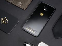 比iPhone X更有逼格 moto z 2018京东热销中