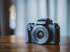APS-C画幅+3X光学变焦镜头 佳能G1 X Mark III评测