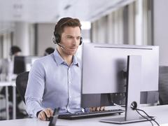 专为通话降噪而生  Jabra Evolve 75无线耳机体验