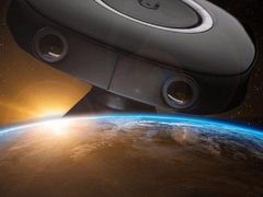 虚拟现实厉害到能上天!全景相机Vuze登上宇宙空间站
