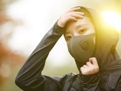 智米轻呼吸防霾口罩上市:KN95超强透气 39元3只
