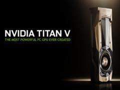 NVIDIA 发布TITAN V GPU 将PC变身AI超级计算机
