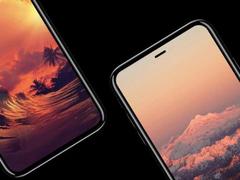 指纹过气!高管曝未来iPhone:面容识别+100%屏占比