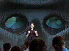 十倍于目前头显性能!谷歌研发单眼2000万像素显示屏