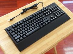 含蓄内敛的平价游戏利器,雷霆世纪-莫石C104R机械键盘评测
