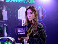 回眸电竞盛世 鑫谷现场展露品牌实力