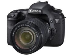 2800万像素支持C-Log拍摄 佳能7D3或明年发布