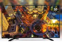 造型纤薄 夏普 LCD-50TX55A 电视天猫热卖中